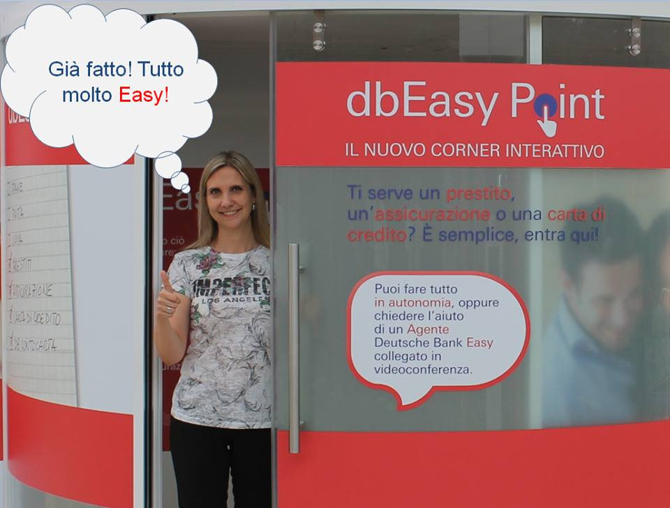 db easy in video conferenza